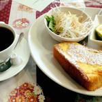 喫茶 ぽっかぽか - 料理写真: