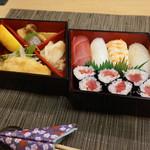 寿司竹 - 寿司弁当