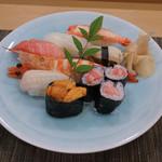 寿司竹 - 特上寿司