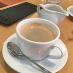 カフェイズミ - お代わりコーヒー