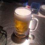 58475750 - 生ビール