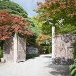 京都 吉兆 - 門構え