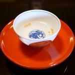 京都 吉兆 - 香煎茶