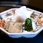 京都 吉兆 - お新香