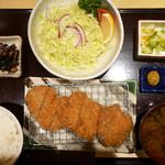 58476122 - 特撰ヒレカツ定食 ¥1,580
