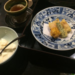 豆腐懐石 くすむら - 揚げ物