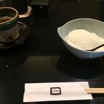 豆腐懐石 くすむら - おかわりできる、あったかおぼろ豆腐