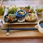 ルナカフェ - 料理写真:月替わり Lu菜ランチ
