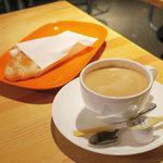 Kinosakikohikurabu - コーヒーと…なんだっけ…             f^_^;)