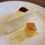 グラン プリエ - ニューヨークチーズケーキ