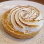 グラン プリエ - 料理写真:レモンメレンゲ・タルト