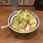 トナリ 大宮店 - タンメン ¥730-