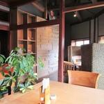 uchikawa六角堂 - 店内。