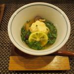 田菜花 - 海老しんじょう