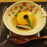 田菜花 - さわらの南瓜蒸し