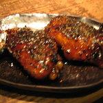 丸榮 - 手羽黒胡椒焼き