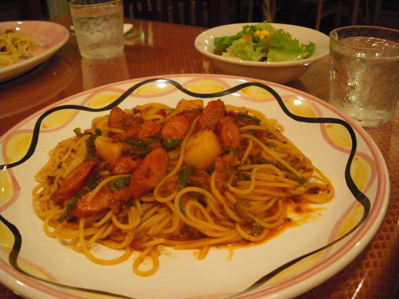 スパゲッテリア アリオ