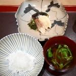 高台寺 和久傳 - お食事