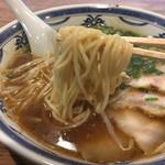 居酒屋おそ松 - 麺リフト