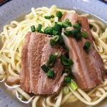 シーサイド - 料理写真:そば(小)