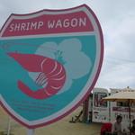 Shrimp wagon やんばるKitchen - 看板が可愛い