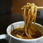みつか坊主 醸 - つけ麺 麺リフト