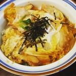 桂庵  - 親子丼