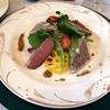 ビストロ ルポルポ - 料理写真:前菜:鴨肉のスモークとお肉のパテ