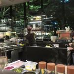 ザ・カフェ by アマン - ライブ感満載でございます