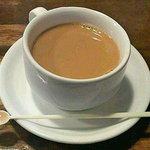 三河開化亭 - サービスのコーヒー