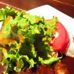 レストラン LAMP - サラダ