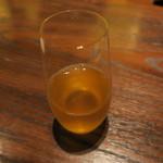 東京チャイニーズ 一凛 - 水だしの凍頂烏龍茶