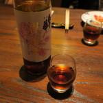 東京チャイニーズ 一凛 - 紹興酒3