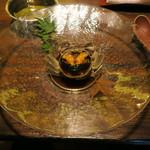 東京チャイニーズ 一凛 - 上海蟹の紹興酒漬け1
