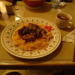 ポプラ - 料理写真:ビーフピラフ