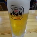みそ壱 - ビール(ちょい飲みセット)