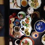 かねいし旅館 - お夕食っ☆*:.。. o(≧▽≦)o .。.:*☆