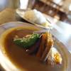 つじや食堂 - 料理写真:チキンカレー