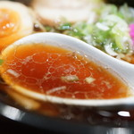 ラーメンKiRiちゃん - スープ