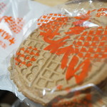 端谷菓子店 - 料理写真:オランダせんべい