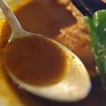 つじや食堂 - スープ
