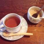 食堂101号室 - 無農薬の紅茶 +200円