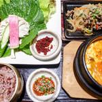 韓国料理 水刺齋 - サンパセット