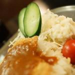 ニューモンブラン - サラダ