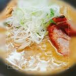 58499130 - 麹味噌ラーメン800円税込