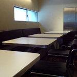 ハモニカキッチン - 二階席
