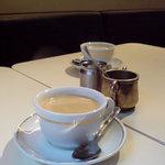 ハモニカキッチン - コーヒー