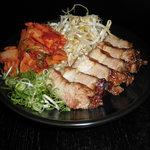 ラー麺マン - 三品盛り合わせ