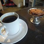 carta - コーヒーとクッキー