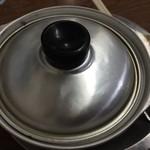 ことり - 鍋焼きうどん
